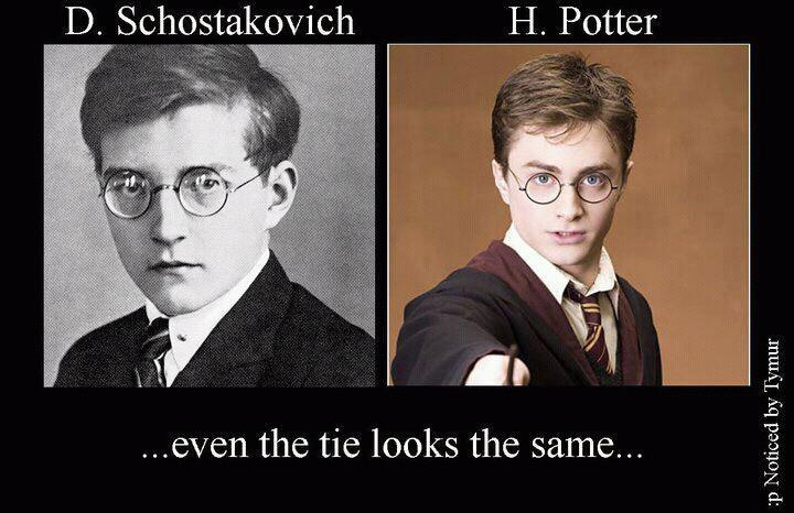 Shostakovich and Potter